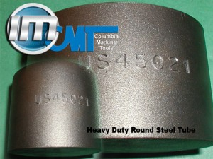 Heavy Duty Round Steel Tube