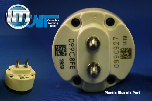 Pvc Electric Parts : Plastic electric part marked with laser markingwiki