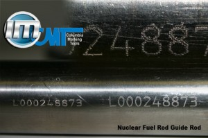 Nuclear Fuel Rod Guide Rod