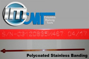 Polycoated Stainless Banding
